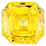 Canary Yellow Color Lab Grown Diamond 1.56 Ct.