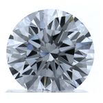 Colorless Round Created Diamond 1.02 Ct.