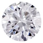 Colorless Round Created Diamond 0.90 Ct.