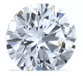 Colorless Round Created Diamond 1.51 Ct.