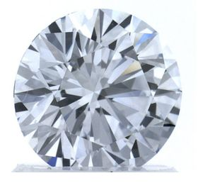 Colorless Round Created Diamond 1.13 Ct.