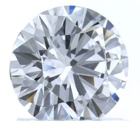 Colorless Round Created Diamond 1.15 Ct.