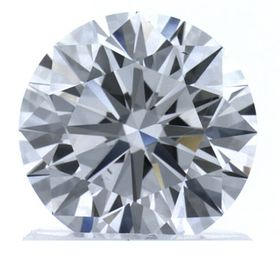 Colorless Round Created Diamond 1.15 Ct.