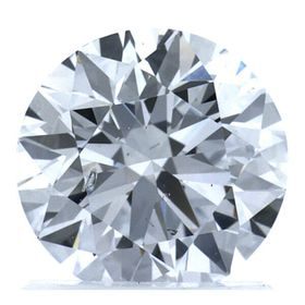 Colorless Round Created Diamond 1.35 Ct.