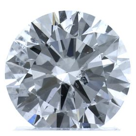 Colorless Round Created Diamond 1.50 Ct.